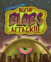 Carátula de Mutant Blobs Attack - Vita