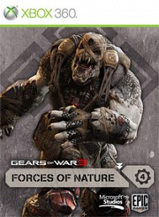 Carátula de Gears of War 3: Forces of Nature - Xbox 360