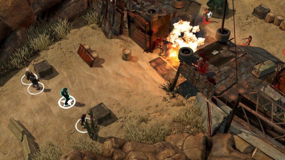 Wasteland 2 PS4