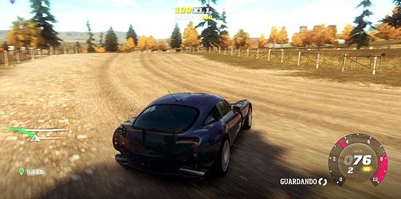Forza Horizon an�lisis