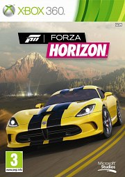 Carátula de Forza Horizon - Xbox 360