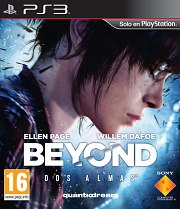 Beyond: Dos Almas PS3
