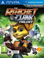 Ratchet & Clank Trilogy HD Vita