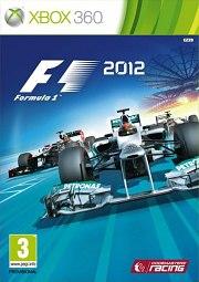 Carátula de F1 2012 - Xbox 360