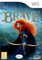 Carátula de Brave - Wii