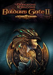 Carátula de Baldur's Gate II: Enhanced Edition - Mac