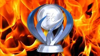 Los platinos más dificiles de PS4