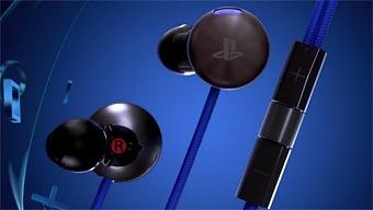 PlayStation 4, Auriculares con Micr�fono Integrado