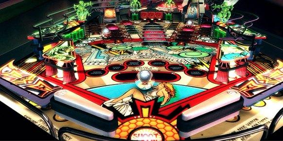 Juegos de pinbal the pinball arcade anlisis elegant pros for Pinball de mesa