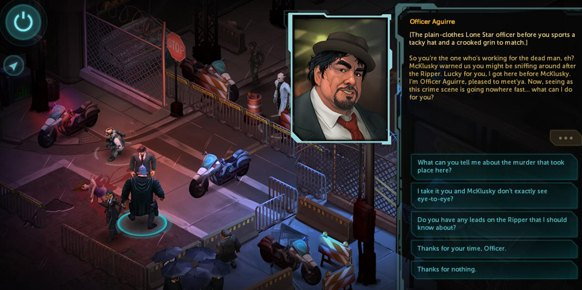Shadowrun Returns an�lisis