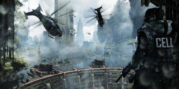 Crysis 3: Crysis 3: Impresiones E3 2012