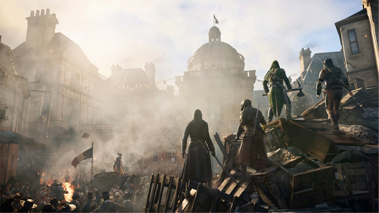 Imagen de Deus Ex: Mankind Divided