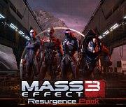 Carátula de Mass Effect 3: Resurgence Pack - Xbox 360