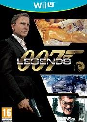 Carátula de 007 Legends - Wii U