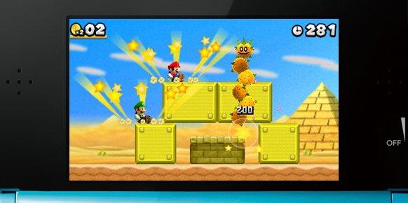 New Super Mario Bros 2