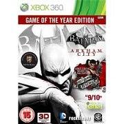 Batman Arkham City: GOTY