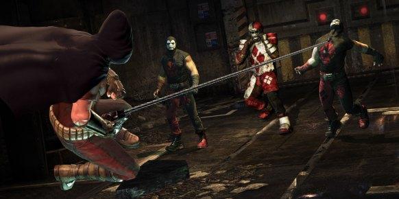 Batman Arkham City - Harley Quinn (Xbox 360)
