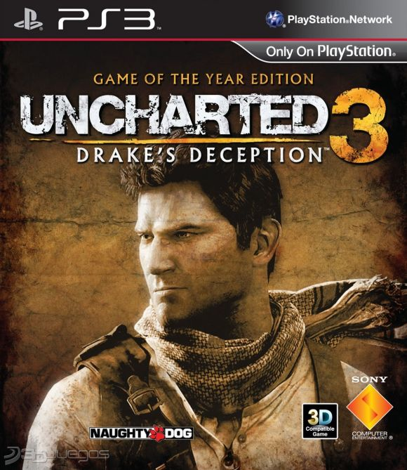 uncharted 3 edici u00f3n juego del a u00f1o para ps3 3djuegos manual sony zs-ps30cp sony troubleshooting ps3