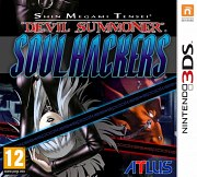 Carátula de Devil Summoner: Soul Hackers - 3DS