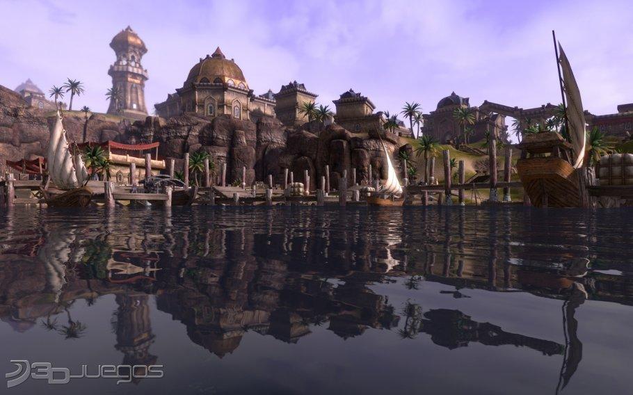The Elder Scrolls Online - Impresiones E3 2012