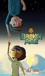 Carátula de Broken Age - Vita
