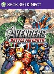 Carátula de Los Vengadores: Batalla por la Tierra - Xbox 360