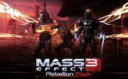 Carátula de Mass Effect 3 - Rebellion - Xbox 360
