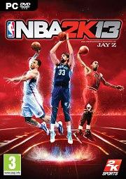 Carátula de NBA 2K13 - PC