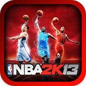 Carátula de NBA 2K13 - Android