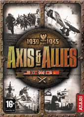 Car�tula de Axis & Allies: RTS