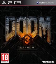 Carátula de Doom 3 BFG Edition - PS3