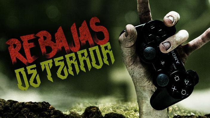Los juegos de terror, de oferta en la Store de PlayStation Network