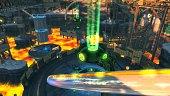 Ratchet & Clank QForce: Full Frontal Assault Molonoth Fields