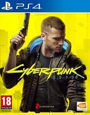 Carátula de Cyberpunk 2077 - PS4