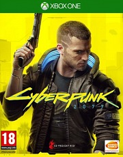 Carátula de Cyberpunk 2077 - Xbox One