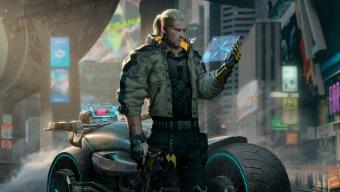 Geralt de Rivia perdido por Night City en estos diseños que mezclan The Witcher 3 con Cyberpunk 2077