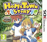 Carátula de HomeTown Story - 3DS