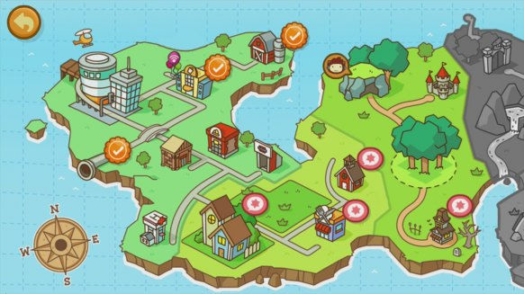 Scribblenauts Unlimited an�lisis
