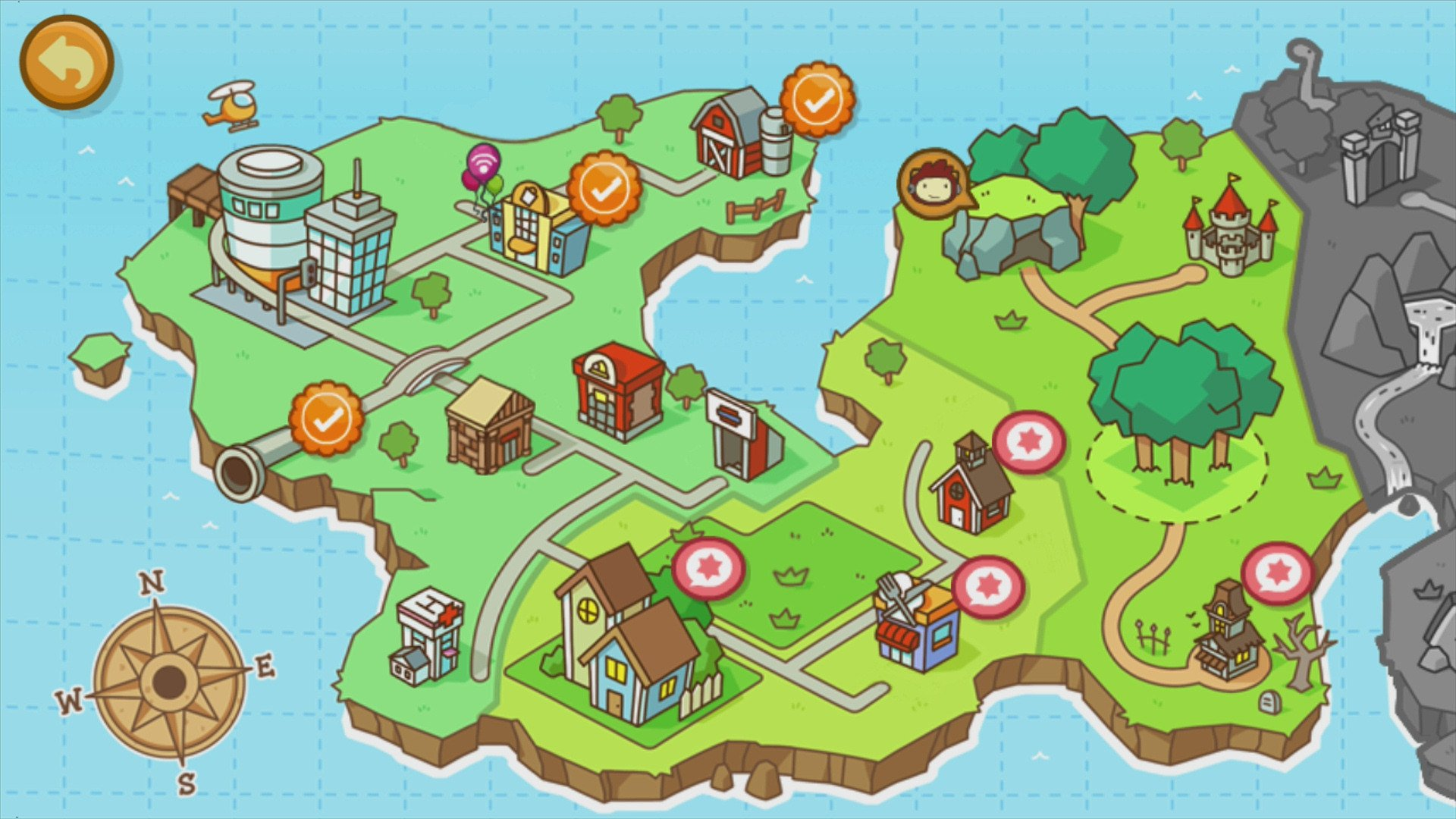 Scribblenauts Unlimited - An�lisis