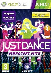 Carátula de Just Dance: Greatest Hits - Xbox 360
