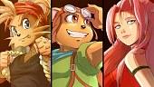 Shiness The Lightning Kingdom: Tráiler de Personajes
