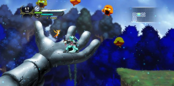 Dust An Elysian Tail PC