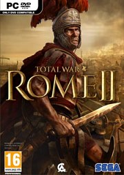 Car�tula oficial de Total War: Rome II PC