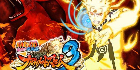 Naruto: Ultimate Ninja Storm 3