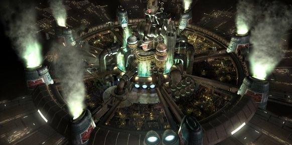 Final Fantasy VII: Avance