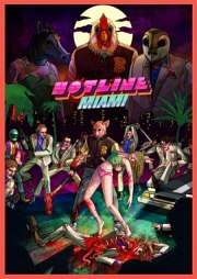 Carátula de Hotline Miami - PC