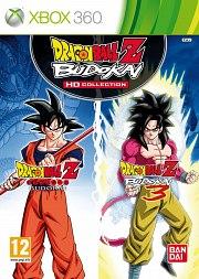 Carátula de Dragon Ball Z Budokai HD - Xbox 360