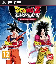 Carátula de Dragon Ball Z Budokai HD - PS3