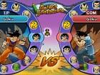 Pantalla Dragon Ball Z Budokai HD