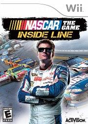 Carátula de NASCAR the Game: Inside Line - Wii